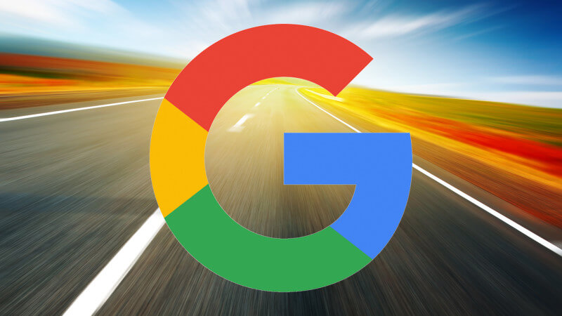 page speed google update