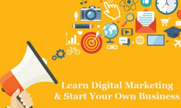 Learn Digital Marketing & start your own business