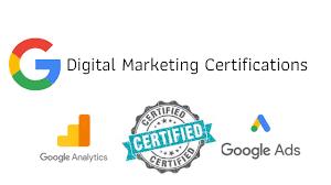 Google-Certifications